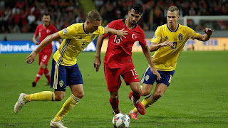The Turkish National Football Team will play against Sweden in UEFA Nations League on Saturday, Nov. 17.