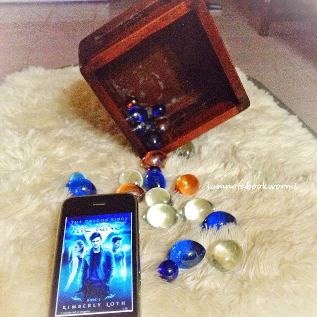 The Kings (Dragon Kings #5) by Kimberly Loth ARC Book Review