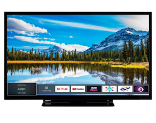 Toshiba 32W2863DB 32 HD Ready LED Smart TV