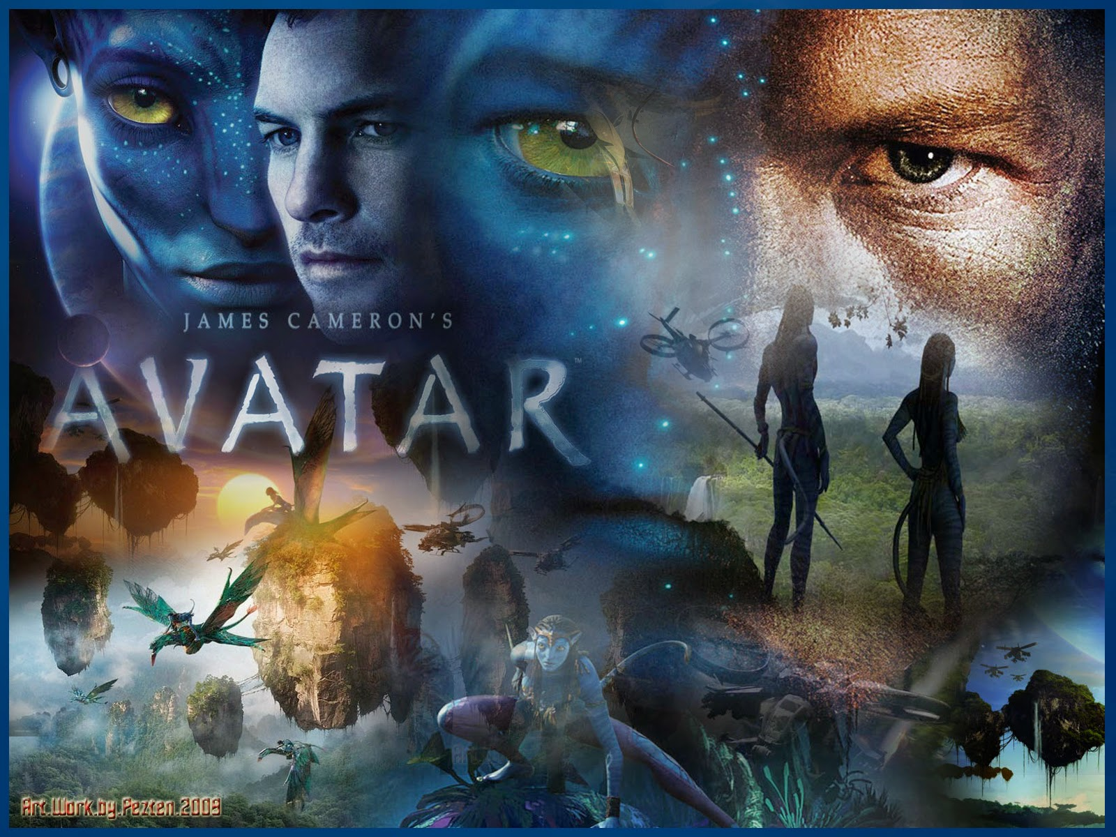 James Cameron et son film « Avatar »