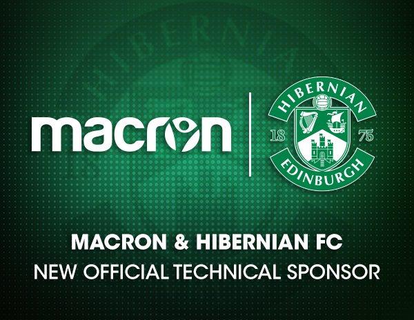 4c3d6ae2bc O clube escocês deixa de ter seu material esportivo confeccionado pela Nike  e passa a ser fornecido pela Macron pelo período de 3 temporadas.