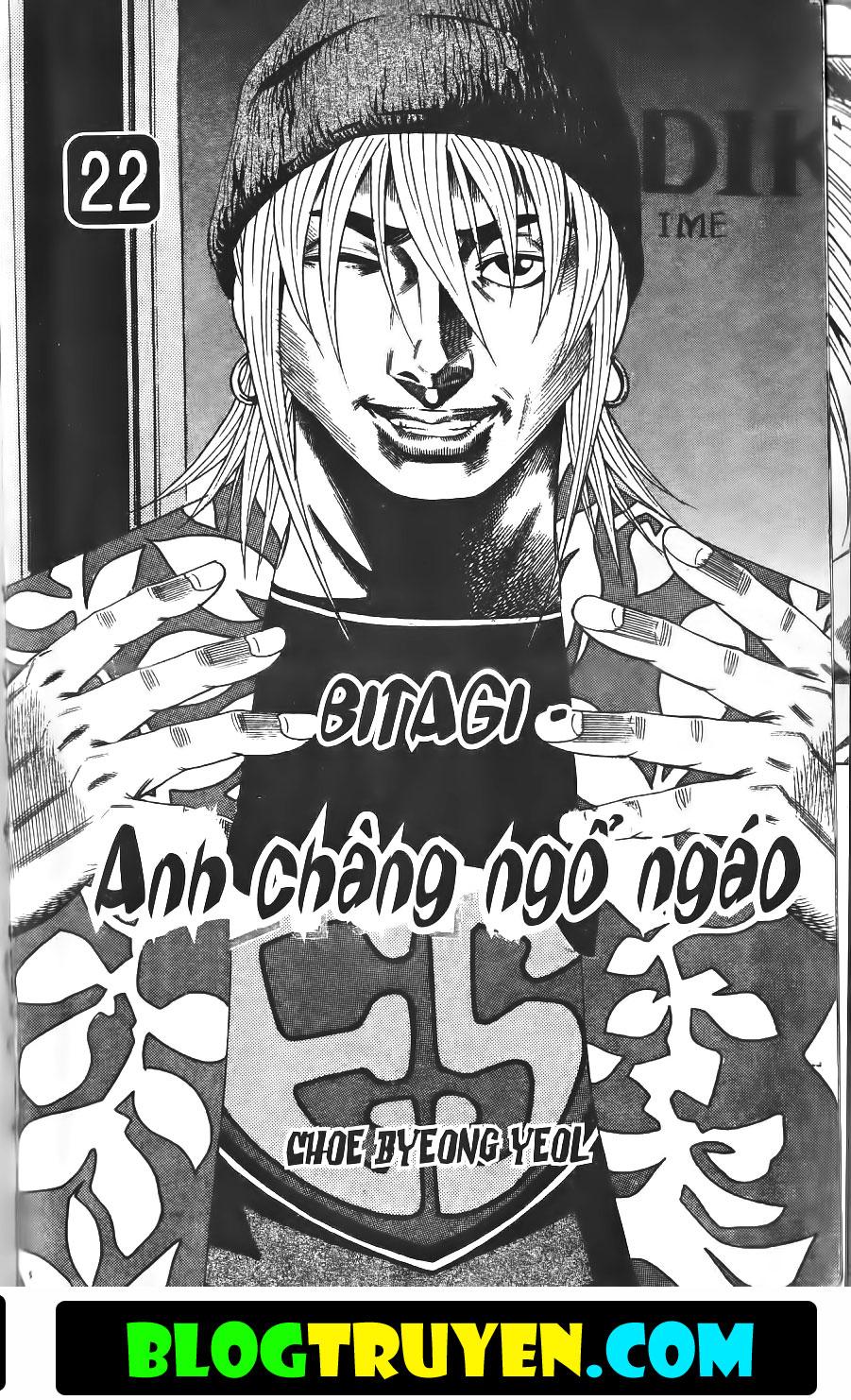 Bitagi - Anh chàng ngổ ngáo chap 148 trang 3
