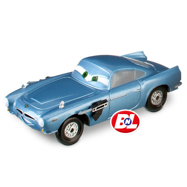 WELCOME ON BUY N LARGE: Cars 2: Spy Battle
