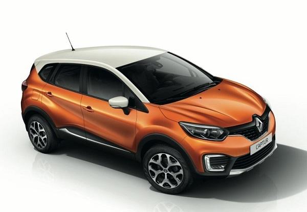 Ficha Técnica Renault Captur