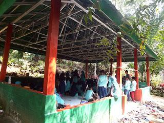 Saung Gabus Kapasitas 120 Orang, Biaya Kebersihan 100.000