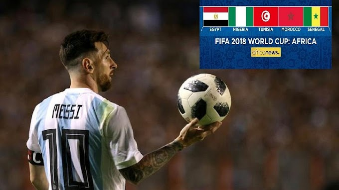 Palestinians told to burn Messi jerseys ahead of World Cup friendly against Israel