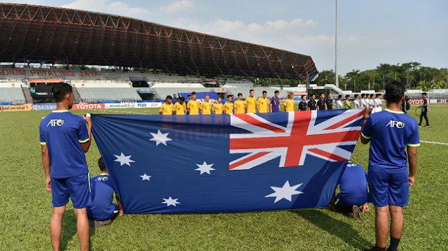 Lawan Timnas Indonesia U-16, Australia Langganan Piala Dunia