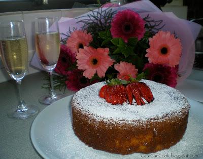Flourless Yellow Cake Recipe