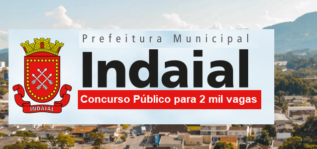 Apostila Concurso Prefeitura de Indaial - SC 2017