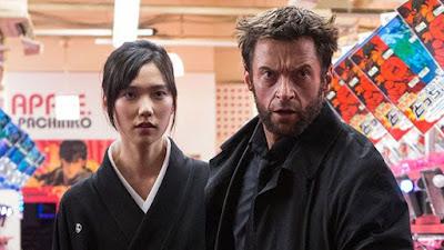 Wolverine Mariko Yashida
