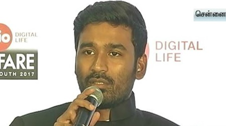 """""""Whatever Rajinikanth decides, it will be right"""" – Actor Dhanush"""