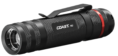 Coast PX1 Focusing LED Flashlight