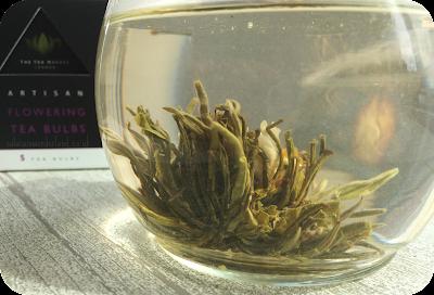 the tea makers london flowering tea review