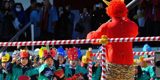 Festival Hari Raya Paling Aneh di Dunia