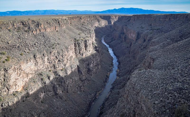 Rio grande del norte gorge