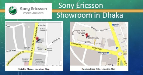 Sony Showroom in Bangladesh