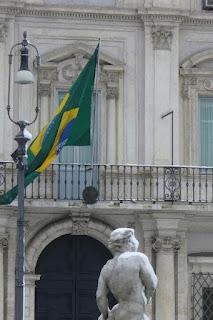 am brasile navona - Embaixada Brasileira em Roma: Piazza Navona
