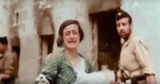 toledo guerra civil asedio alcázar mujeres miliciana
