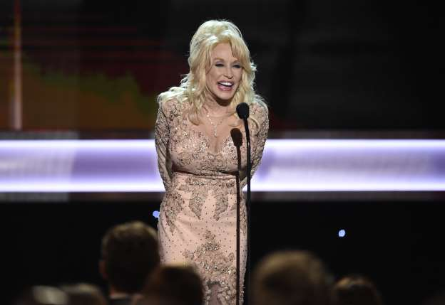 5 accused of conspiring to defraud Dolly Parton relief fund