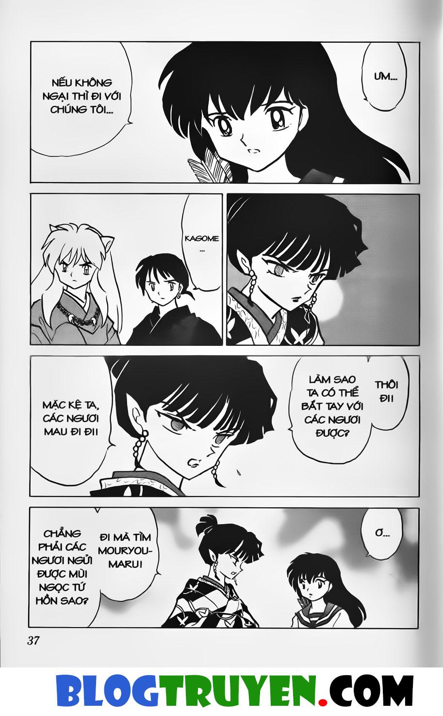 Inuyasha vol 38.2 trang 16