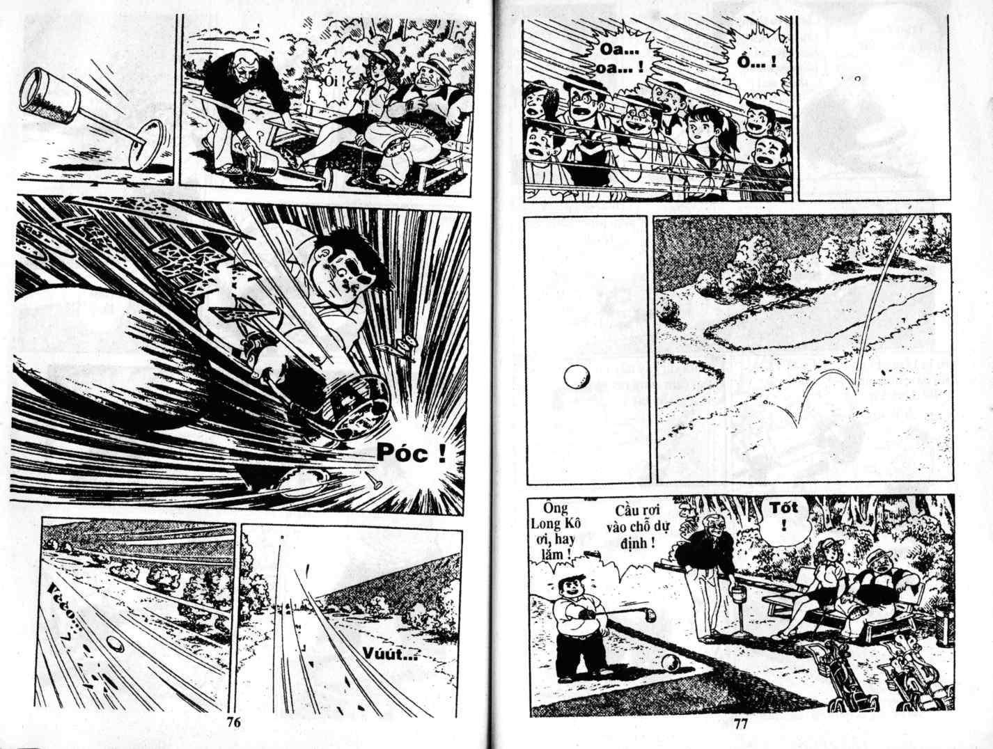 Ashita Tenki ni Naare chapter 1 trang 36