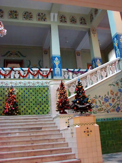Вестибюль музея