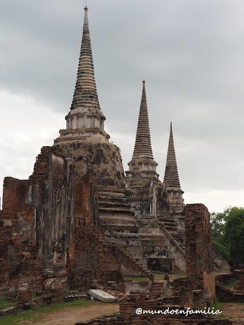 Wat Phra Sri Sanphet (Ayutthaya)