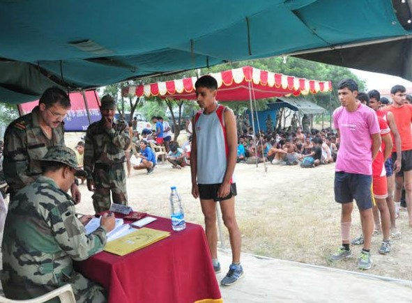 Samastipur Army Rally, Indian Army Rally, Open Bharti Rally