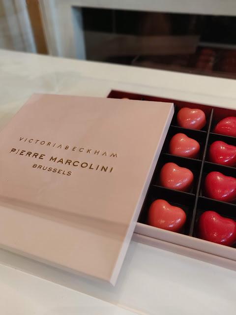 Pierre Marcolini Belgian chocolates