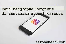 Cara Menghapus Pengikut di Instagram,Begini Caranya 1