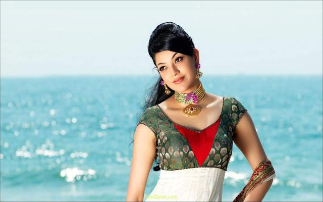 Download Kajal Agarwal New Indian Actress wallpaper
