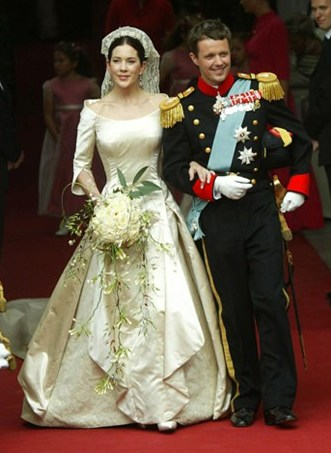 Hrh Crown Prince Frederik Of Denmark And Mary Donaldson