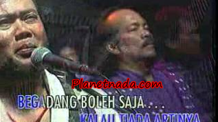 Download Lagu Rhoma Irama Begadang Mp3