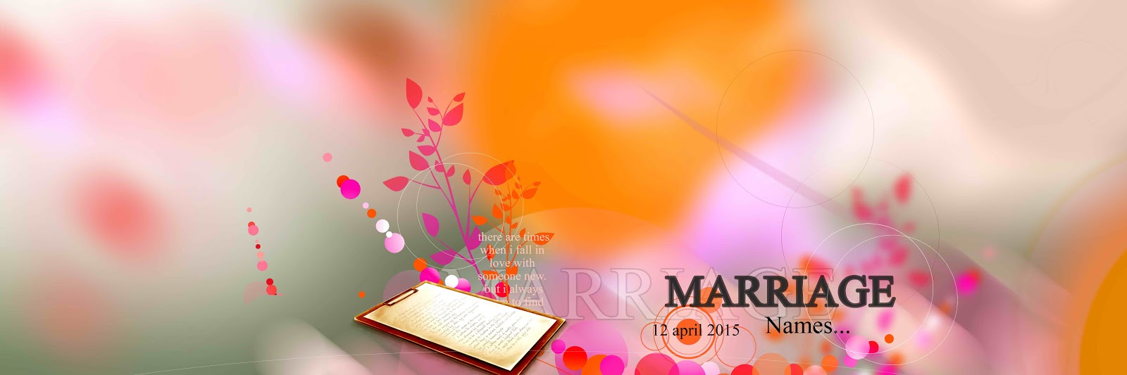 Wedding Background HD 12x36 Psd Files Free Download StudioPk