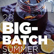 Recipes And Ingredients For 28 Big Batch Summer Drinks. Love it!!!