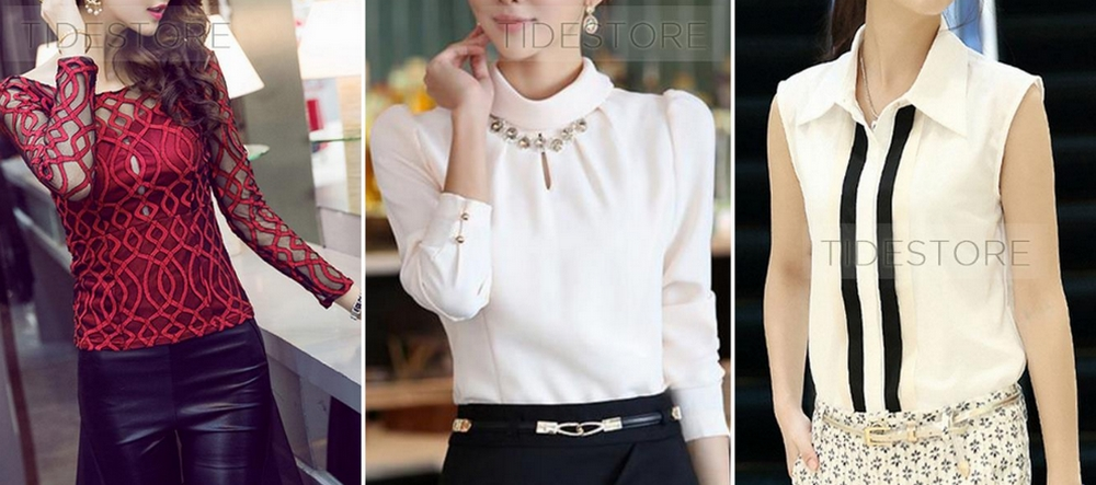 blusas online