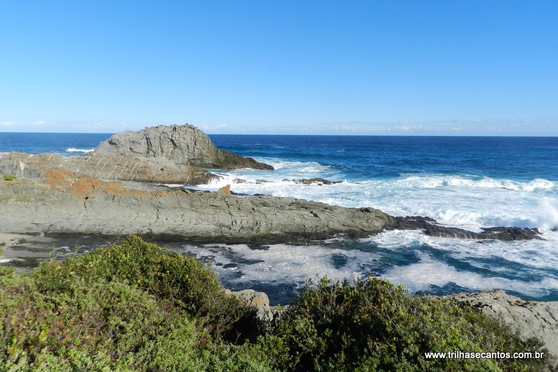 Rota Jardim - África do Sul