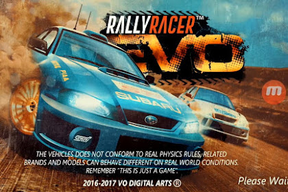 Download Rally Racer EVO v1.07 Mod Apk Full Unlimited Money For Android Terbaru