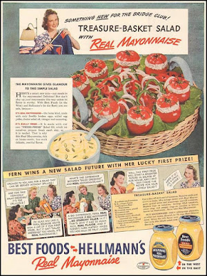 Hellmans - Treasure-Basket Salad with REal Mayonnaise