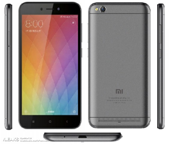 Images of Xiaomi Redmi 5A