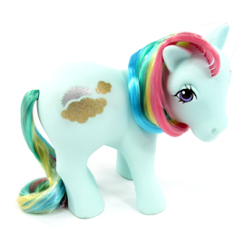 MLP Sunlight Year Two Rainbow Ponies I G1 Pony