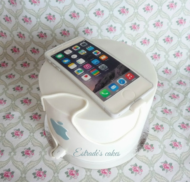 Tarta iphone 1