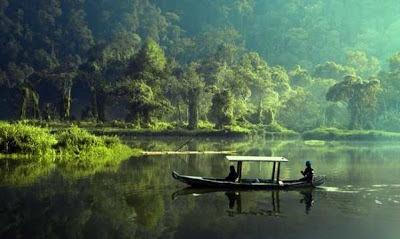 Danau Situ Gunung Sukabumi
