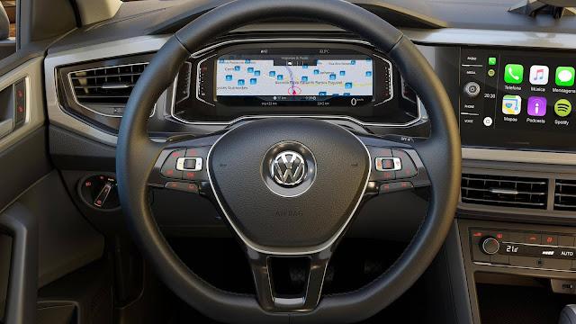 Novo VW Polo 200 TSI: eleito melhor carro acima de R$ 61 mil reais pela Top Car TV