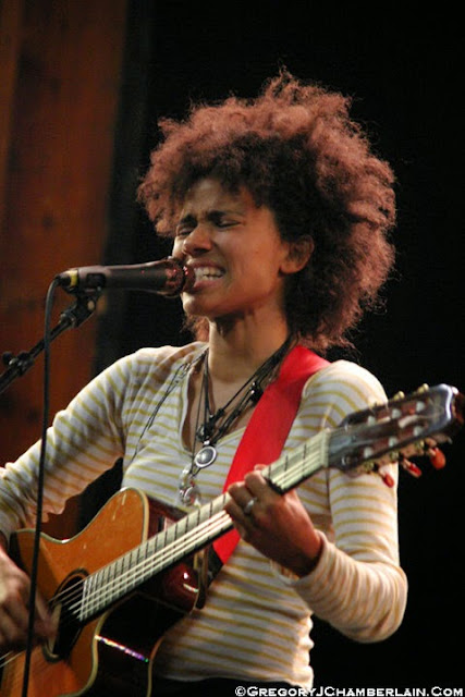 Classic Music Television music video of Nneka for her song titled Africans