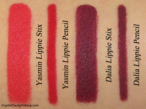 ColourPop Lippie Stix Pencil Swatch Yasmin Dalia