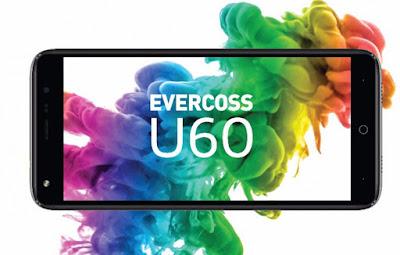 Cara Flashing Evercoss U60 Via QGDP Single Port