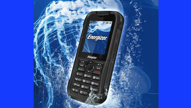 S due east Feature telephone launched amongst a waterproof rating as well as Sony photographic television camera Energizer Hardcase H240S due east Smartphone launched amongst a waterproof rating as well as Sony camera