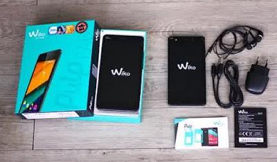 Review Spesifikasi Wiko Pulp Fab