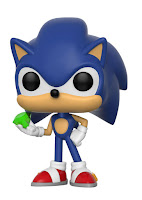 Pop! Games: Sonic with emerald